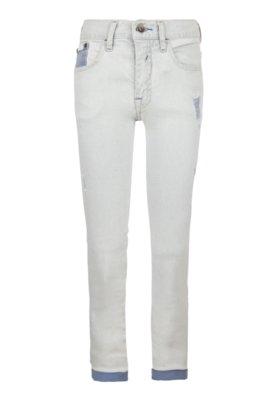 Calça Jeans Calvin Klein Kids Skinny City Azul
