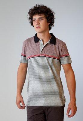 Camisa Polo Element Drexel II Listra