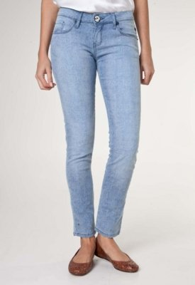 Calça Jeans Cavalera Body Up Tex Azul