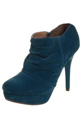 Ankle Boot FiveBlu Franzido Verde
