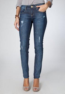 Calça Jeans Iódice Skinny Style Azul - Iódice Denim