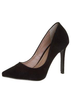 Sapato Scarpin FiveBlu Mary Preto