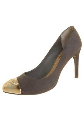 Sapato Scarpin Dumond Unique Marrom