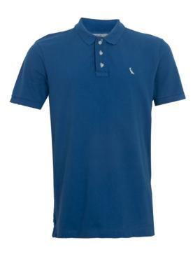 Camisa Polo Reserva Master Azul