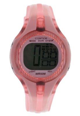 Relógio Cosmos OS48390H Rosa