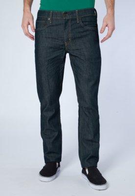Calça Jeans Levi's Reta 511 Cavaleiro Azul - Levis