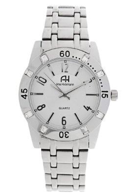 Relógio Ana Hickmann AH28731Q Prata