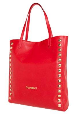 Bolsa Sacola Dumond Rubi Vermelha