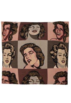 Capa de Almofada Lartex 50x50 Marilyn