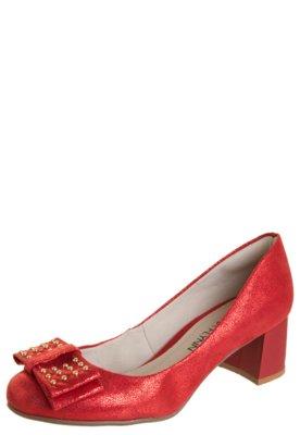 Sapato Scarpin Anna Flynn Day Vermelho