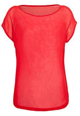 Blusa Shoulder Girl Vermelha
