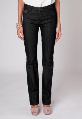 Calça Jeans Iódice Denim Donna Bellatrix Preta
