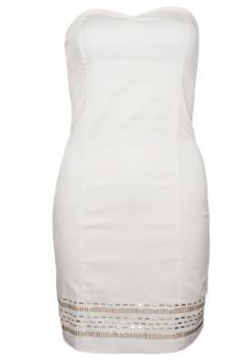 Vestido Anna Flynn Lower Off-white