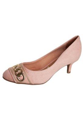 Sapato Scarpin Vizzano Corrente Rosa