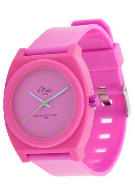 Relógio Condor KM35059V Rosa