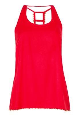 Blusa Fan Vermelha - Shop 126