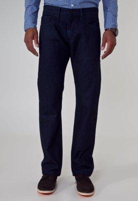 Calça Jeans Levis 514 Reta Straight Fit Azul