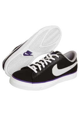 Tênis Nike Sweet Classic Low Canvas Preto