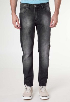 Calça Jeans Cavalera Skinny Autêntico Cinza