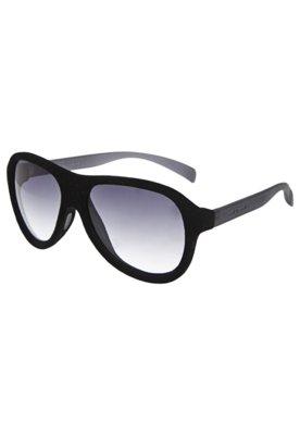 Óculos Solar Unik Preto - Italia Independent