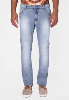 Calça Jeans Sommer Reta Matheus Azul