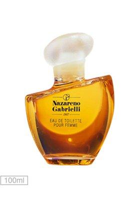 Eau de Toilette Nazareno Gabrielli Femme 100ml - Perfume - N...