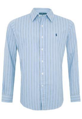 Camisa Polo Ralph Lauren Funky Azul