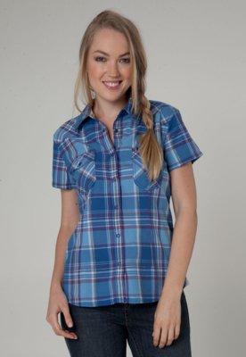 Camisa Lee Traditional Xadrez