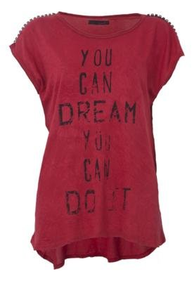 Blusa Dress to Do It Vermelha