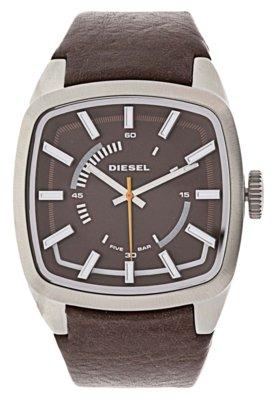 Relógio Diesel IDZ1528 Prata/Marrom