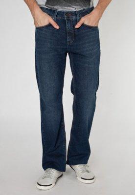 Calça Jeans Calvin Klein Jeans Reta Urban Azul