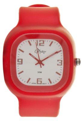 Relógio Condor KV45236/B Vermelho