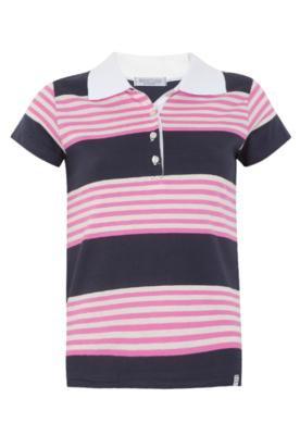 Camisa Polo Anna Flynn Inove Listrada - Anna Flynn Casual