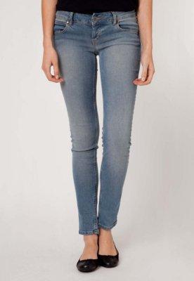 Calça Jeans Colcci Skinny Strawberry Moulin Azul