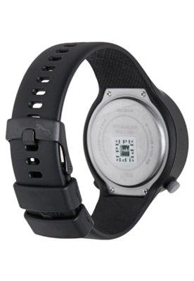 Relógio Puma Go Preto/Cinza