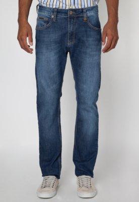 Calça Jeans Colcci Rodrigo Indigo Azul