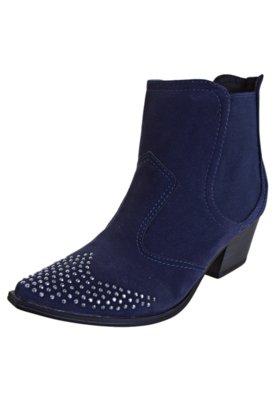 Bota Crysalis Glam New Azul