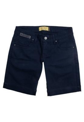 Bermuda Jeans Nietzsche Azul - SPezzato