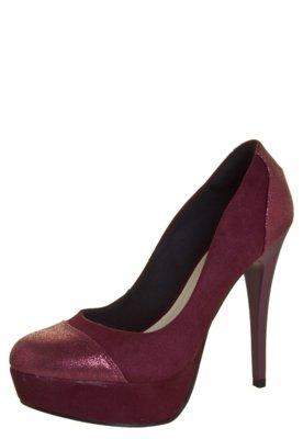 Sapato Scarpin Pink Connection Elegant Vinho