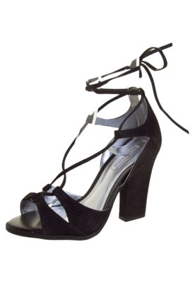 Sandália Bottero Amarração Preta