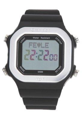 Relógio CP40180X Branco/Rosa - Champion
