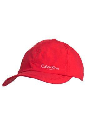 Boné Calvin Klein Original Vermelho