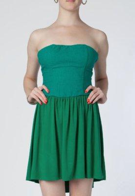 Vestido Kodifik Charm Verde