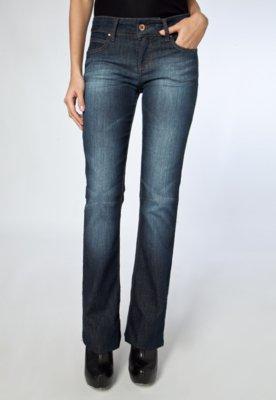 Calça Jeans Colcci Flare Original Azul