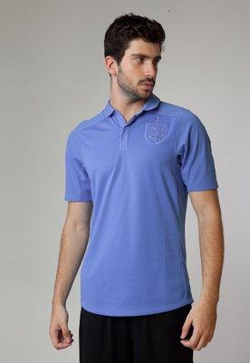 Camisa Polo England Azul - Umbro