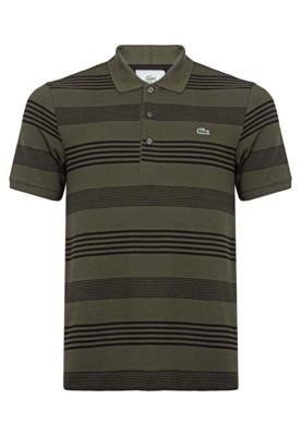 Camisa Polo Lacoste Jhonny Verde