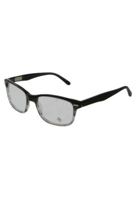Óculos Receituário Penguin  The Gondorff Black Preto
