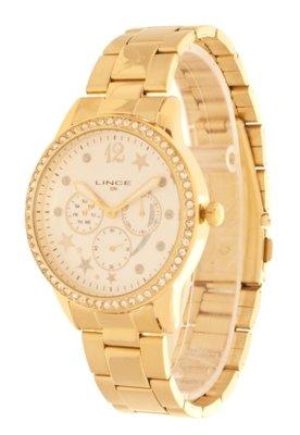 Relógio Lince LMGJ014L S2KX Dourado