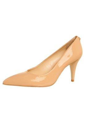 Sapato Scarpin Bico Fino Nude - Jorge Bischoff