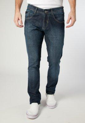 Calça Jeans Unic Reta Azul - Biotipo